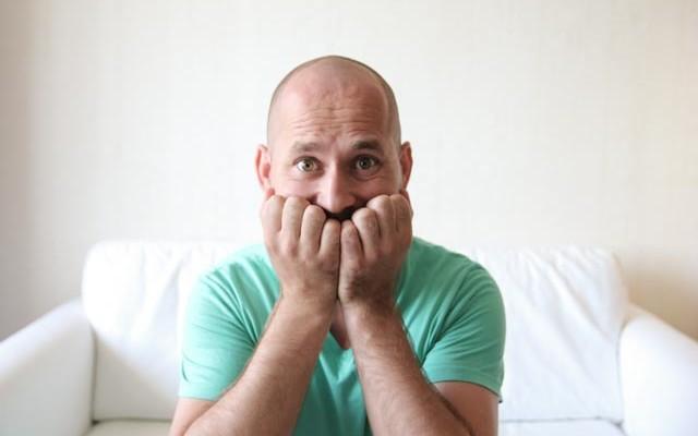 A félelemreflexeink indokolatlan és folyamatos aktivitása kimeríti a szervezetet.