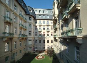 A Semmelweis Egyetem Egészségtudományi Karának épülete